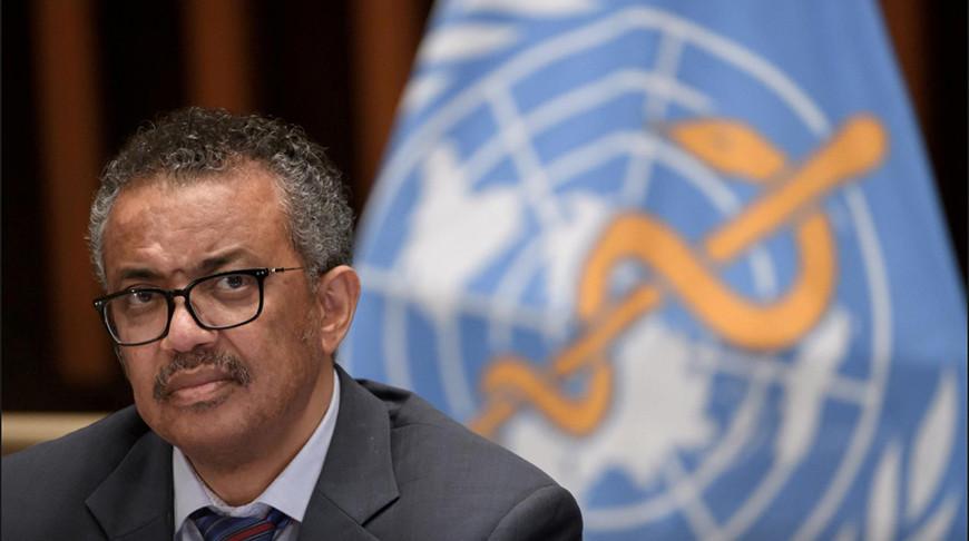 Генеральный директор ВОЗ Тедрос Адханом Гебрейесус. Фото Reuters