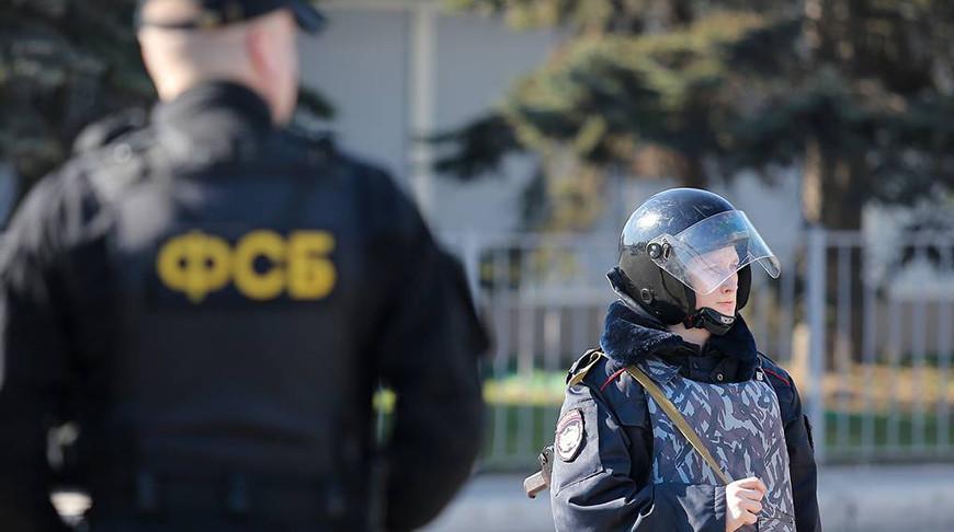 В Москве предотвратили теракт