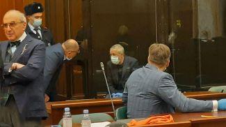 Фото пресс-службы Замоскворецкого районного суда