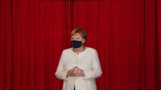 Ангела Меркель. Фото   EPA  -  EFE