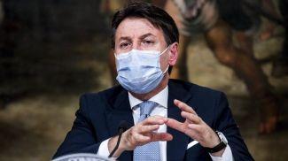 Джузеппе Конте. Фото AP
