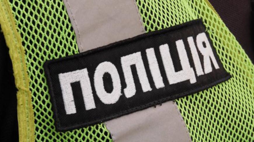 Скриншот видео полиции Украины