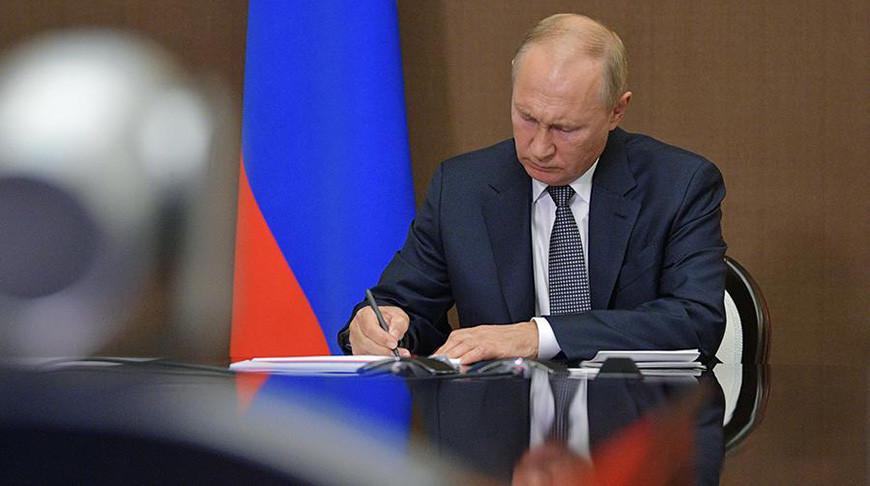Владимир Путин. Фото  РИА Новости