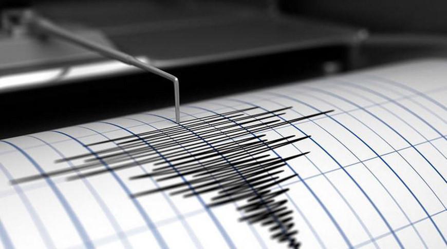 В Кыргызстане произошло землетрясение магнитудой 4,6