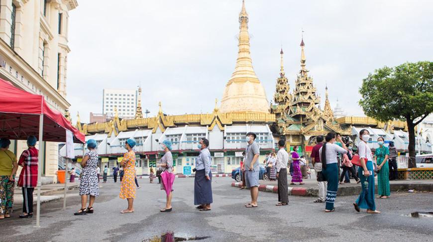 Фото Frontier Myanmar
