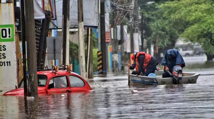 Последствия наводнений в Мексике затронули 238 тыс. жителей страны