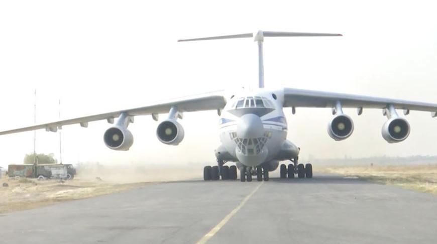 В Армению прибыли еще 18 российских Ил-76 с миротворцами