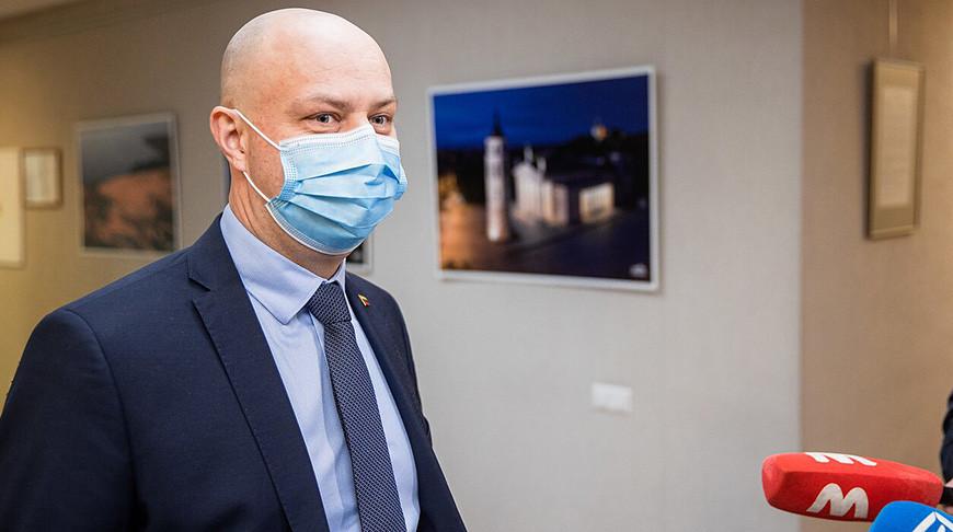 Аурелиюс Верига. Фото LRT