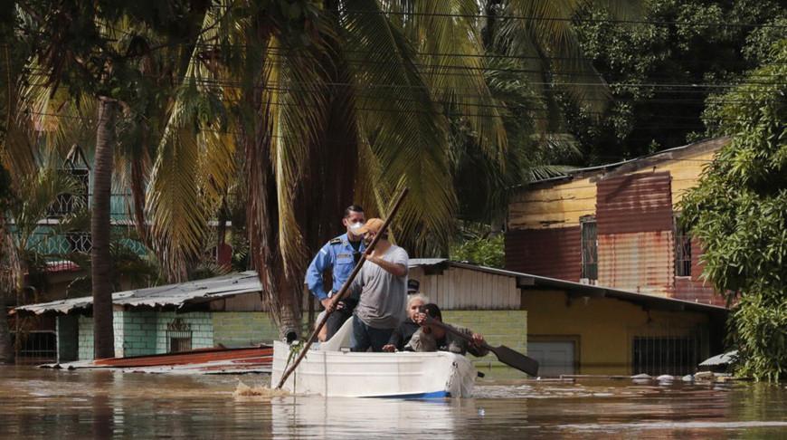 """Последствия урагана """"Эта"""" в Гондурасе. Фото Associated Press"""