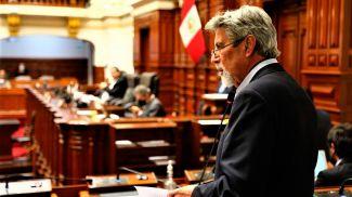 Франсиско Сагасти. Фото EPA