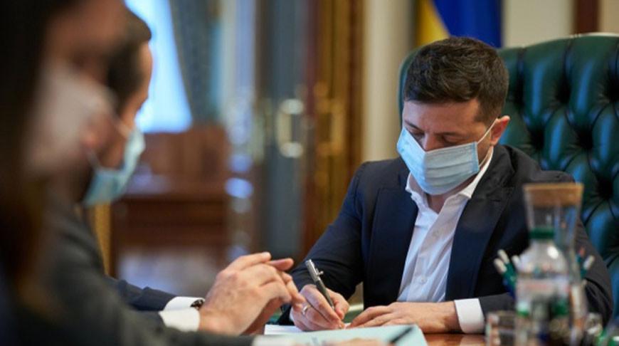 Владимир Зеленский. Фото Укринформ