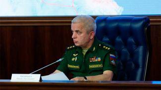 Михаил Мизинцев. Фото Минобороны РФ