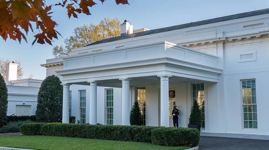 Белый дом. Фото  EPA - EFE