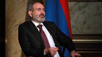Никол Пашинян. Фото ТАСС