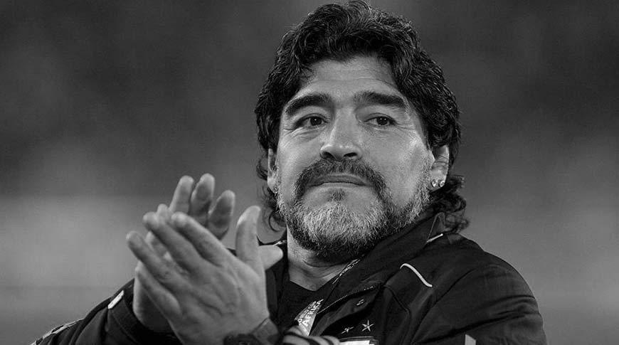 Диего Марадона. Фото AMA/Getty Images