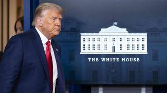 Дональд Трамп. Фото  EPA - EFE