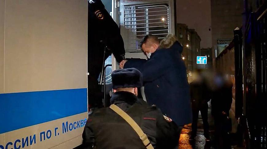 Фото Следственный комитет РФ/ТАСС