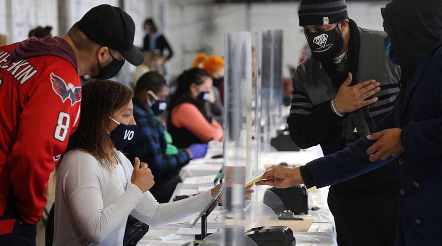 Журнал сообщил о 288 тыс. пропавших бюллетеней на выборах в США