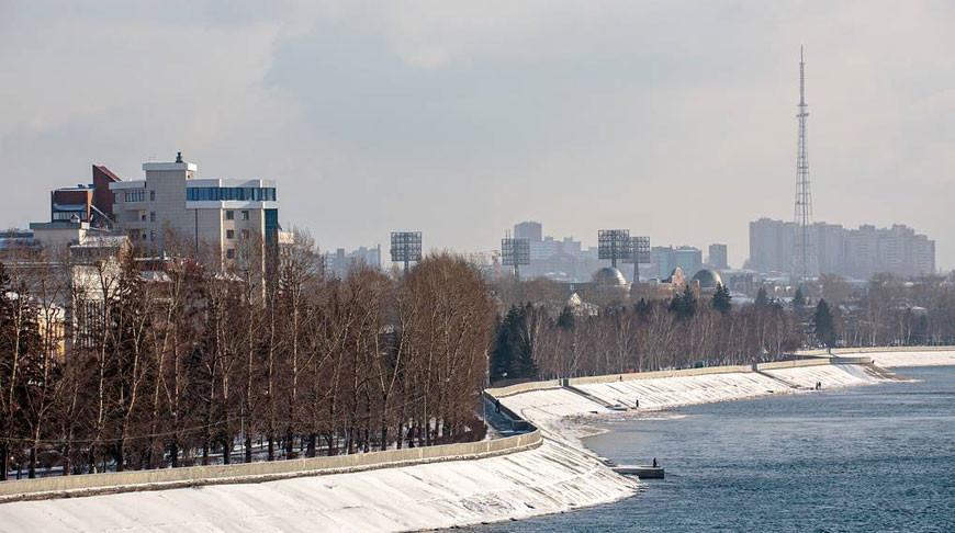 Иркутск. Фото ТАСС