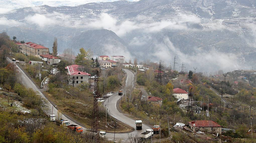 Нагорный Карабах. Фото ТАСС