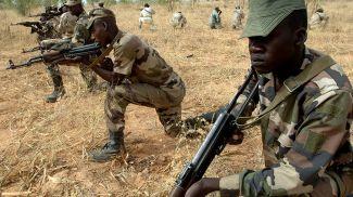Вооруженные силы Нигера. Фото Wikimedia