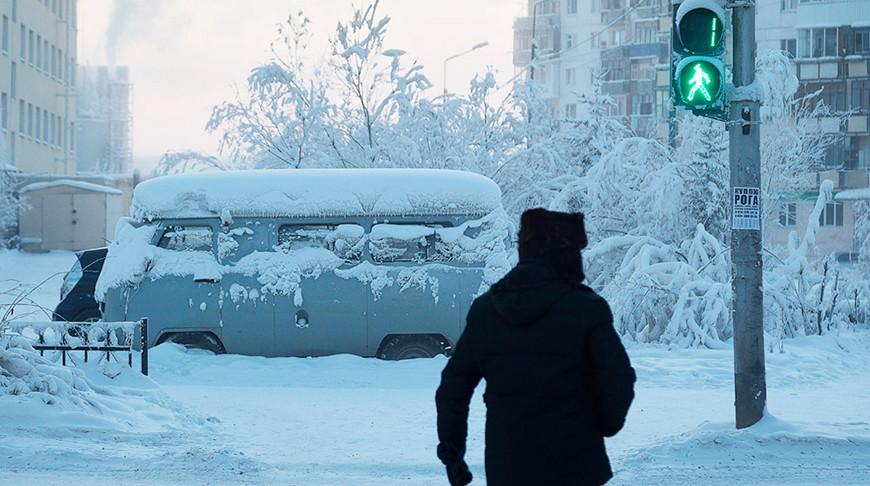 В Якутии из-за сильных морозов отменили занятия в младших классах