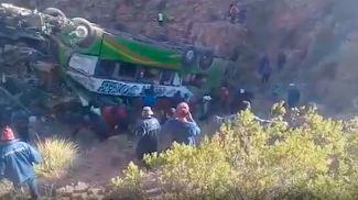 "Скриншот из видео с Twitter-канала ""Bolivia tv Oficial"""