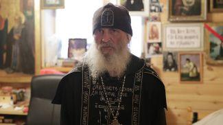 Схимонах Сергий. Фото ТАСС