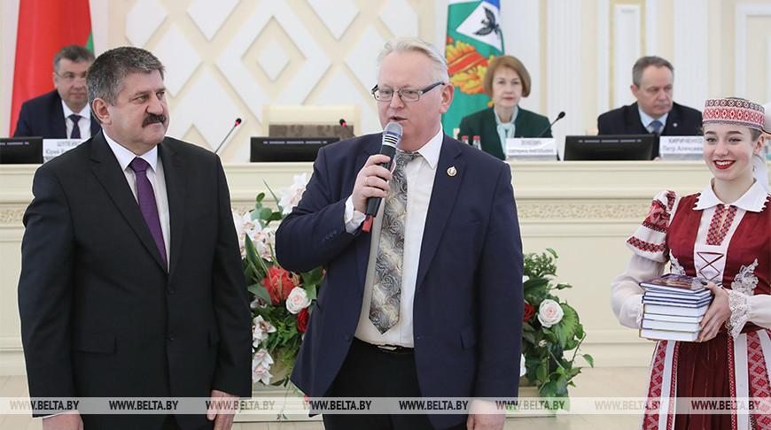 Председатель областного отделения ОО