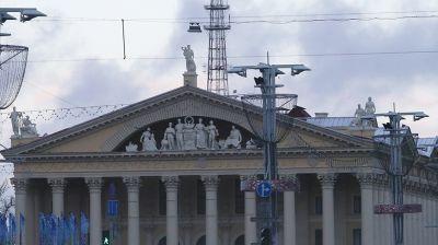 Дворец профсоюзов. Фото из архива