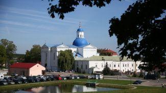 Свято-Успенский Жировичский монастырь. Фото из архива