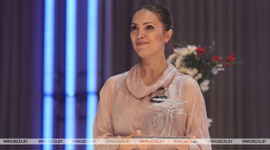 Первый заместитель министра культуры Наталья Карчевская