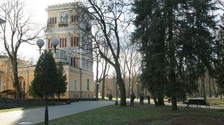 Гомельский дворцово-парковый ансамбль. Фото из архива