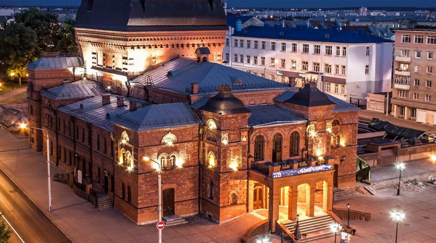 Фото Могилевского драмтеатра