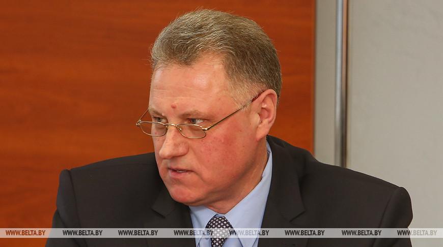 Иван Саверченко. Фото из архива