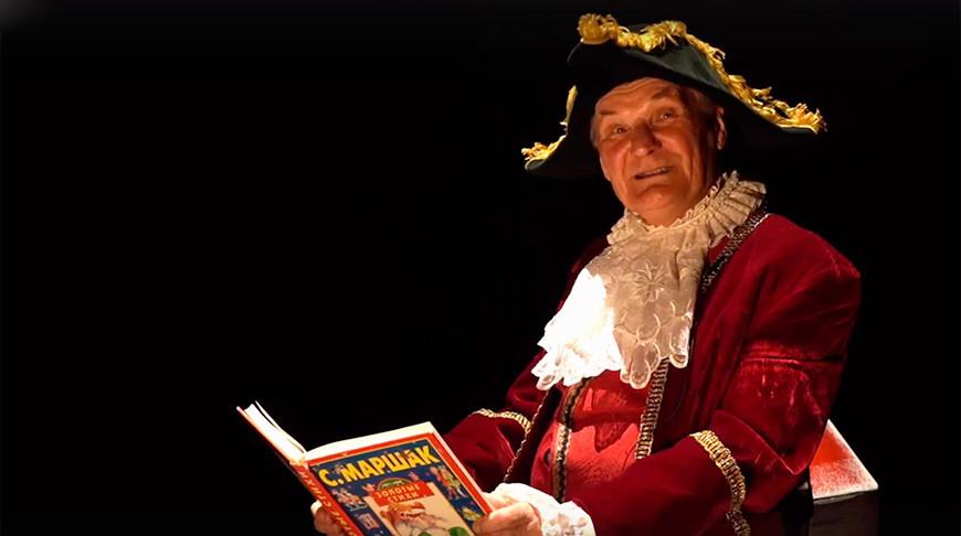 Брестский театр кукол показывает спектакли онлайн и записывает на видео сказки