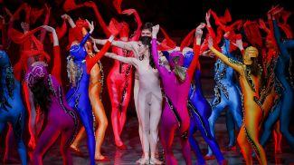 """Сцена из балета """"Сотворение мира"""". Фото из архива"""