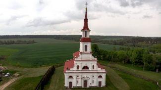Костел святых Петра и Павла в деревне Медведичи. Фото poshyk.info