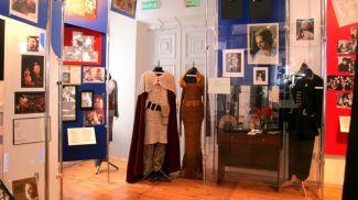 В Музее истории театральной и музыкальной культуры. Фото theatre.histmuseum.by