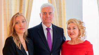 Фото посольства Беларуси в Латвии