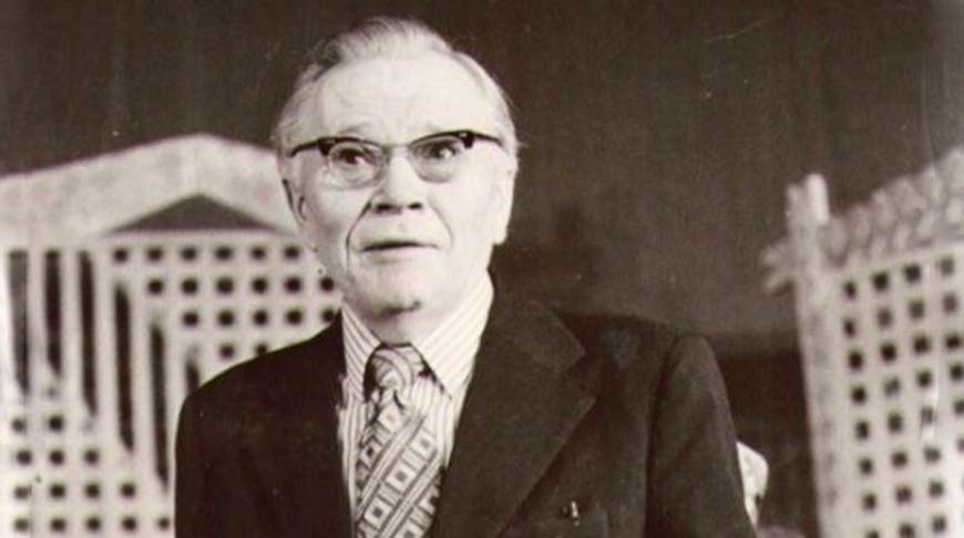 Геннадий Цитович. Фото belhor.by