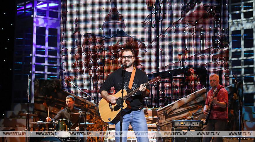 "Группа ""Нашгурт"" из Минска на фестивале. Фото из архива"