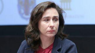 Анжелика Крашевская. Фото из архива