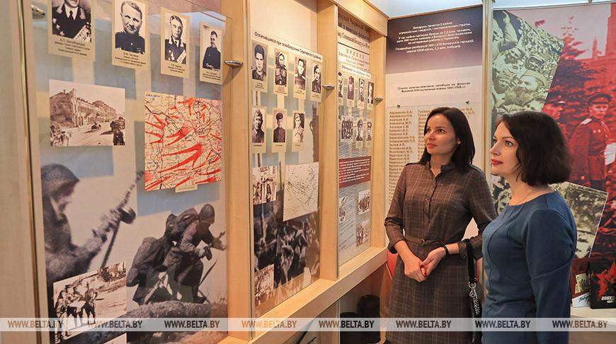 В музее Обольского комсомольского подполья