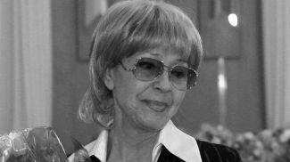 Любовь Румянцева. Фото из архива