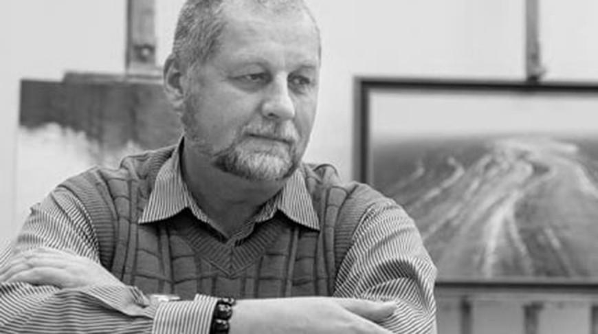 Умер художник Валерий Шкарубо