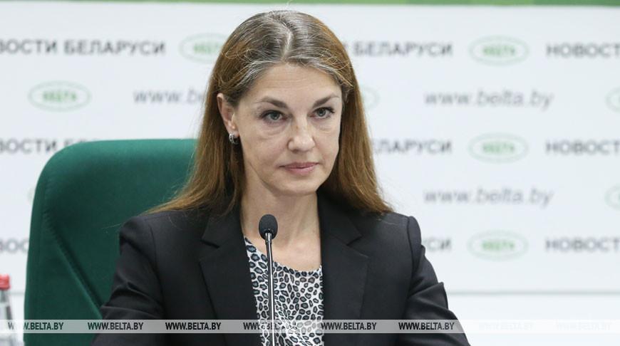 Людмила Монакова. Фото из архива