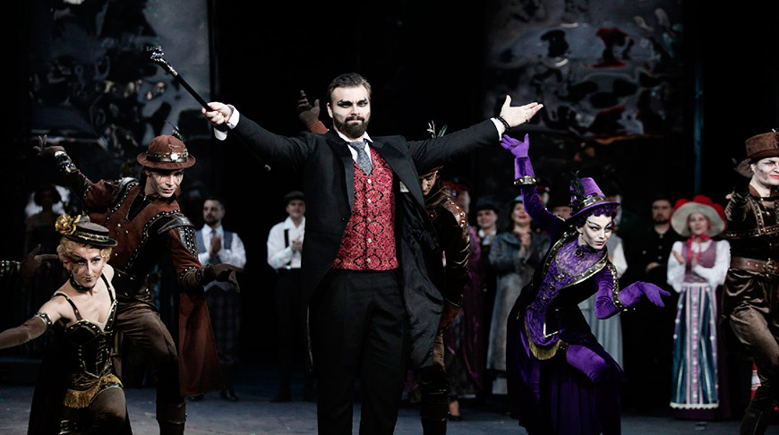 Фото из VK-канала Большого театра