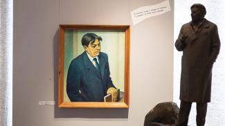 В музее Владимира Короткевича в Орше