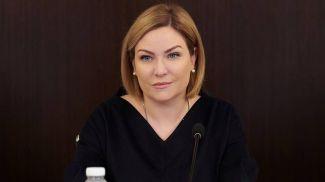 Ольга Любимова. Фото пресс-службы Минкультуры России
